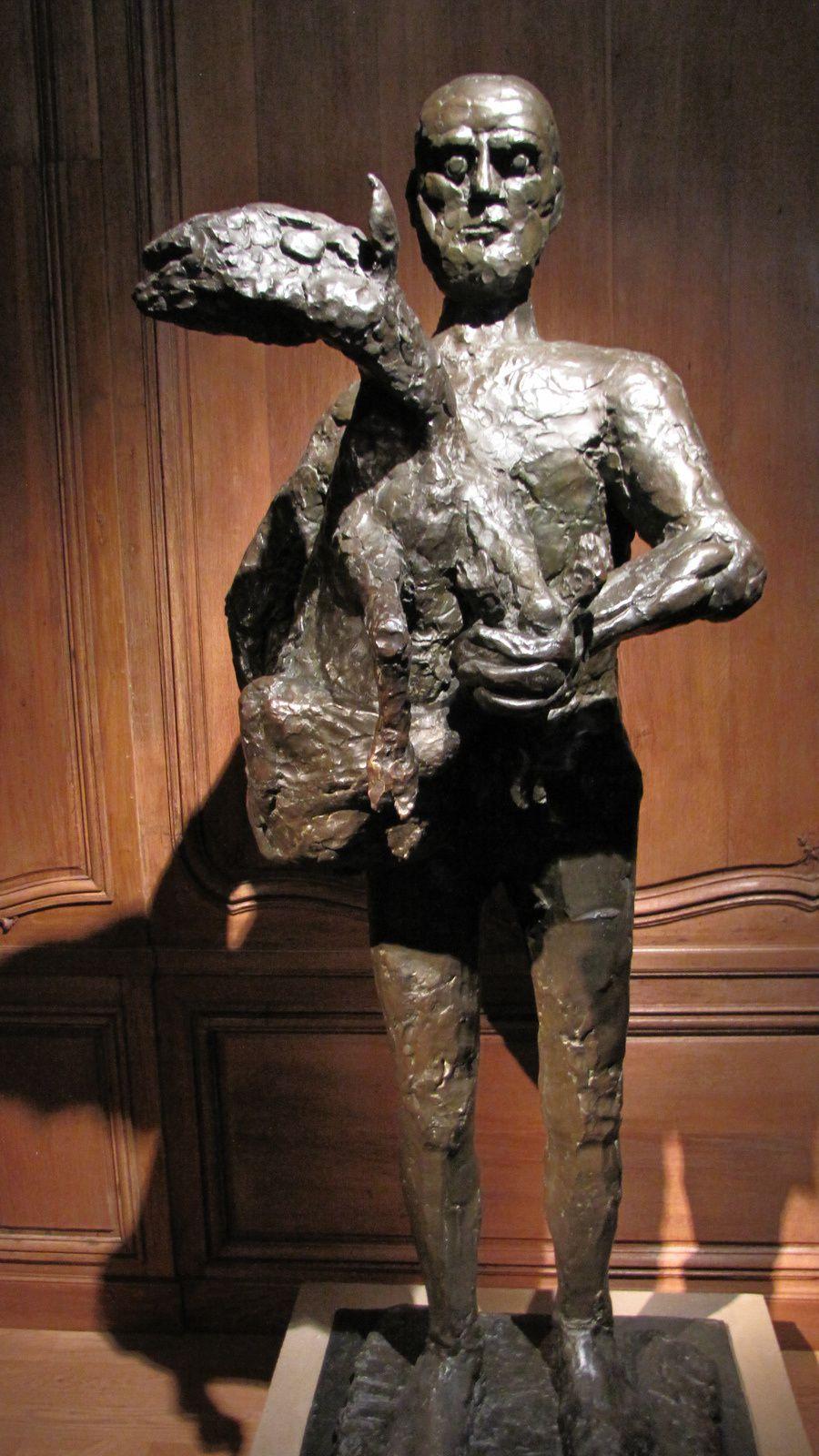 Musée Picasso ( L'homme au mouton)