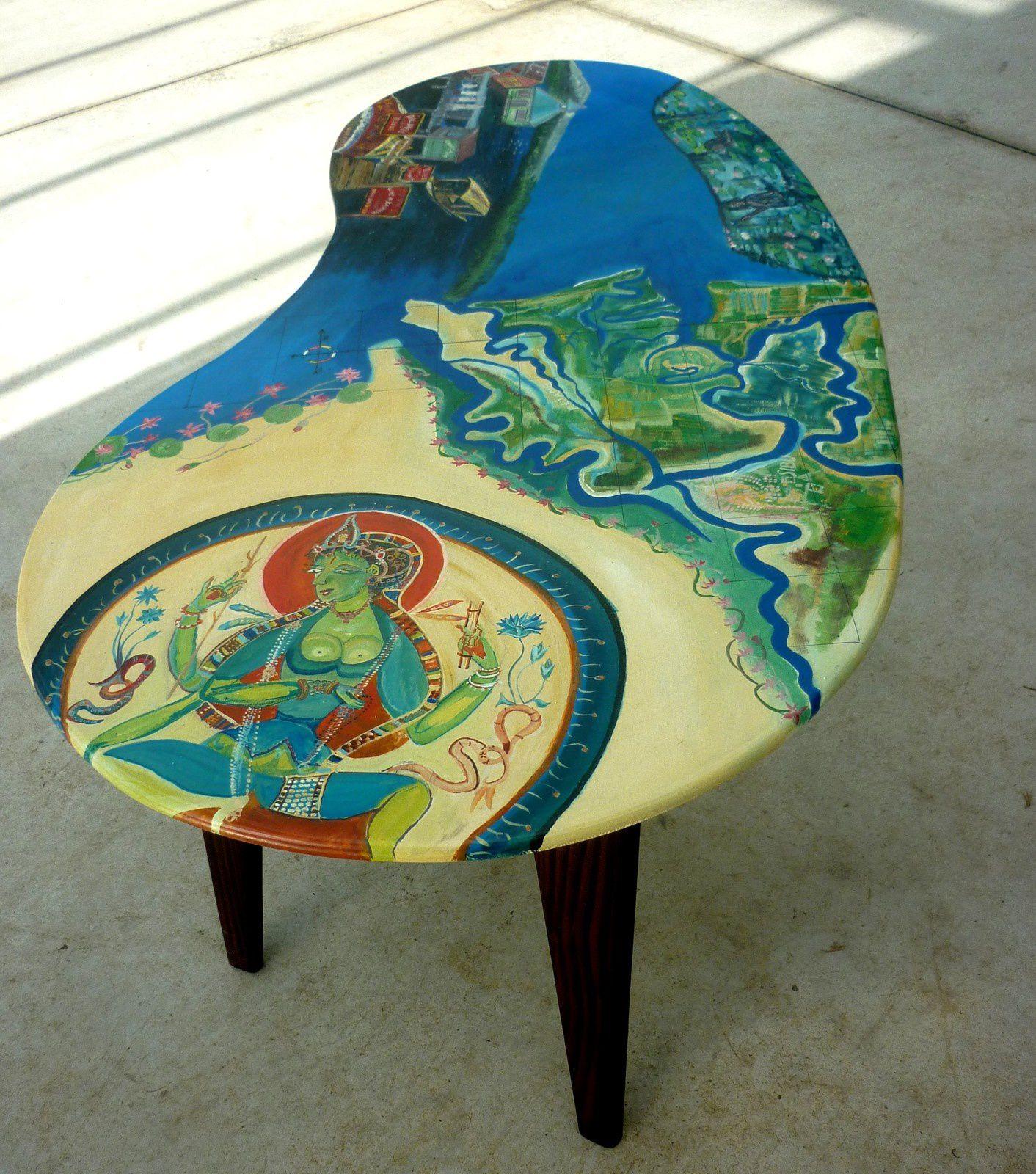 Carnet de voyage le blog de yuta atelier ar zan - Peinture a la caseine ...