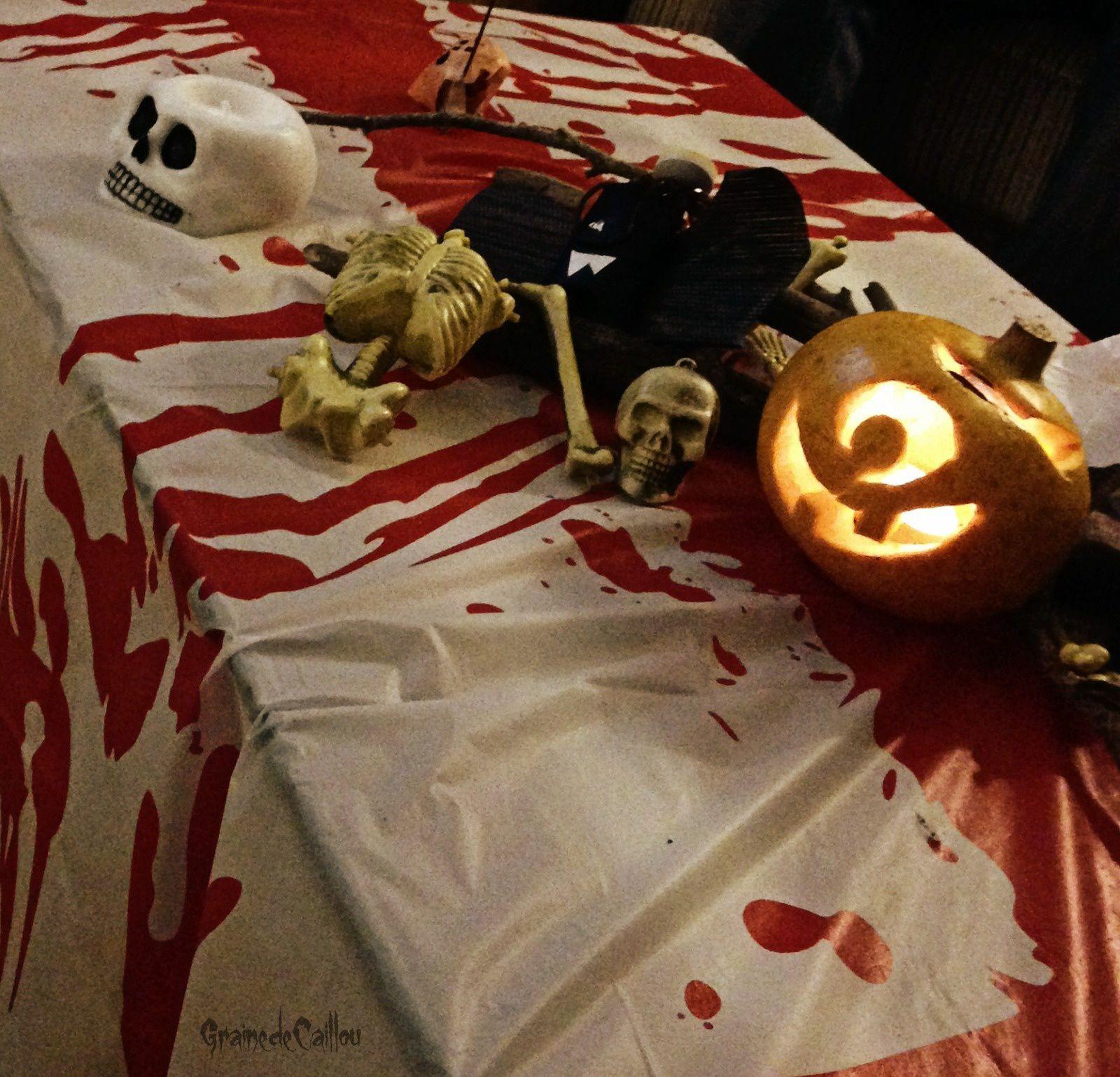 Halloween, la terrible !