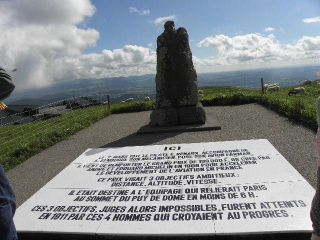Le Puy de Dôme..................