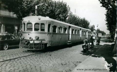 Alger à Fort Lamy                              Alger gare routiére de car            Micheliine Alger à Blida