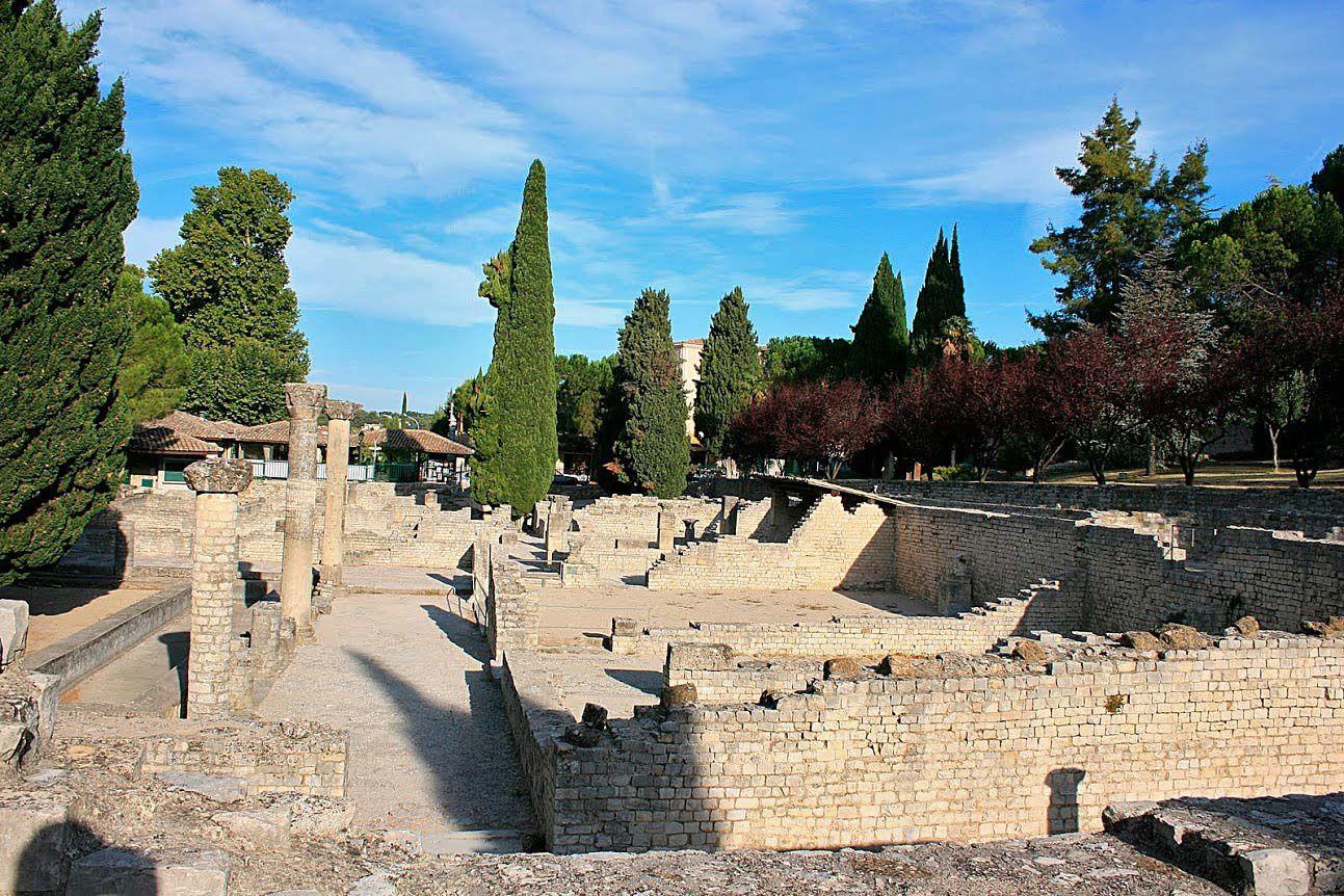 Ville antique romaine. A voir absolument.