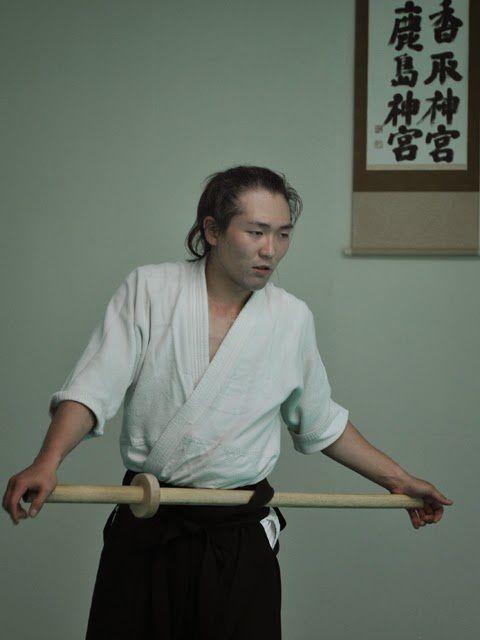 Aoki sensei, Source: Seishinkai et Thorsten Shoo (merci à eux pour ces très rares clichés)