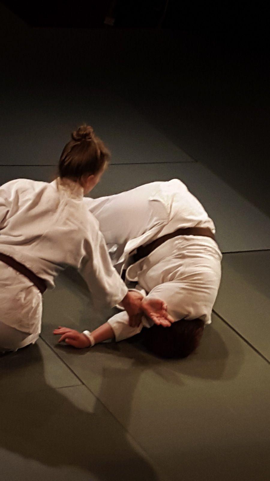 Le Daito Ryu et les méli-mélos