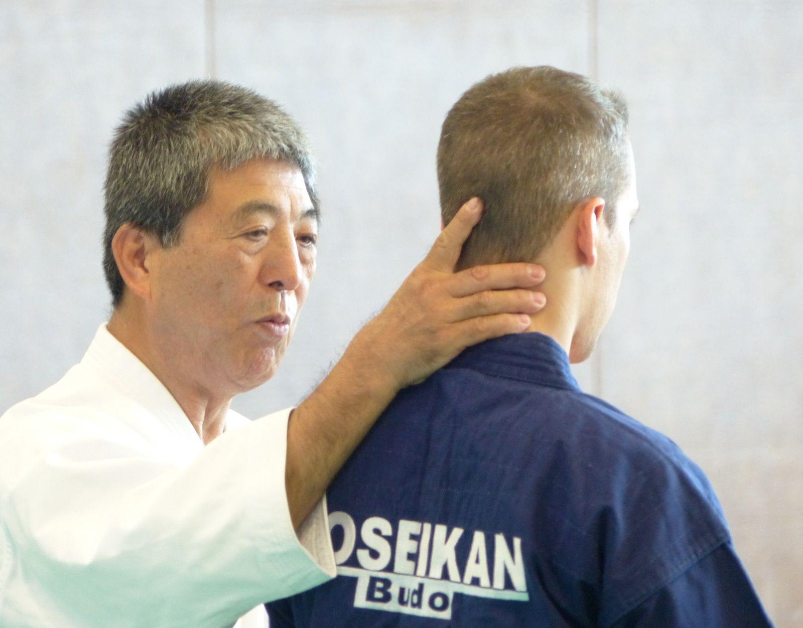 Travail de posture et d'unité de corps (auteur : Aïki-kohaï)