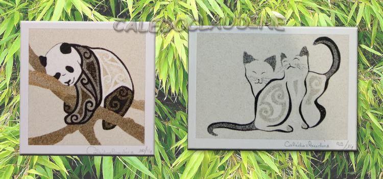 Tableaux de chats