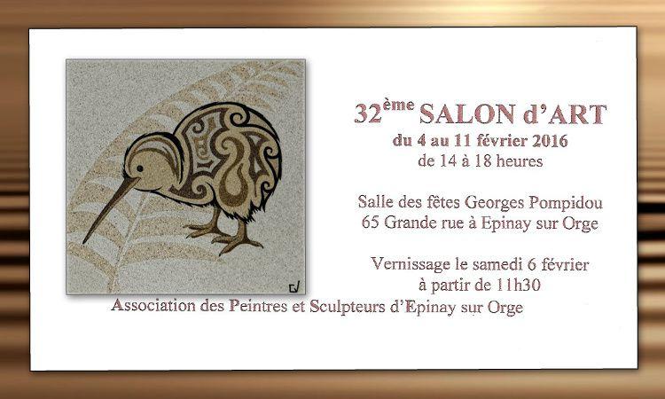 Salon d'Art  Epinay sur Orge
