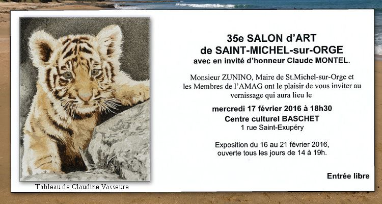 Salon d'Art de St Michel sur Orge