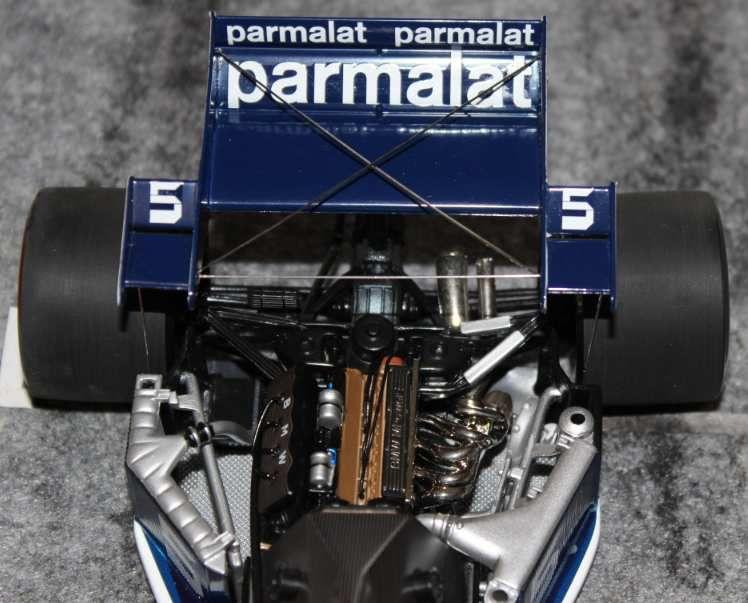 BMW-Brabham BT52 1983 Nelson Piquet .