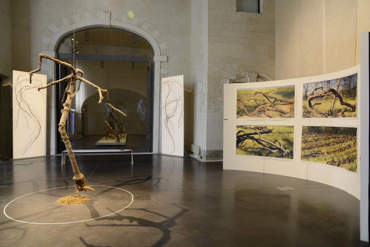 Chapelle des Ursulines, exposition...