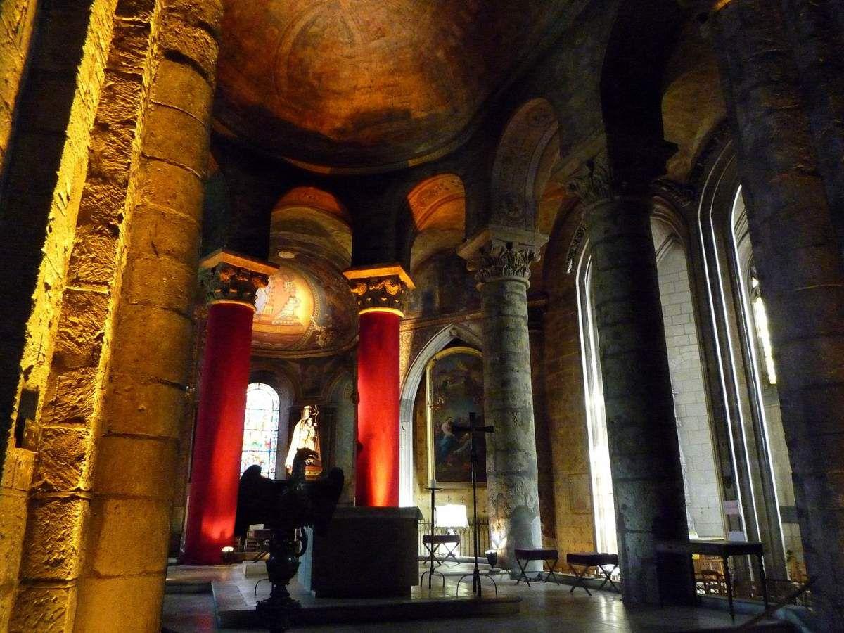 Diaporama sur Poitiers (juillet 2010, images personnelles)