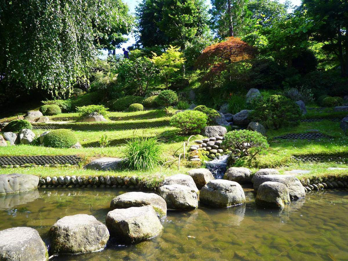 Le mus e jardin albert kahn boulogne billancourt mbdv for Photo jardin japonais contemporain
