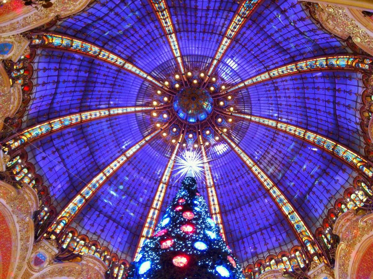 Noël 2012 : Paris, une ville en lumières