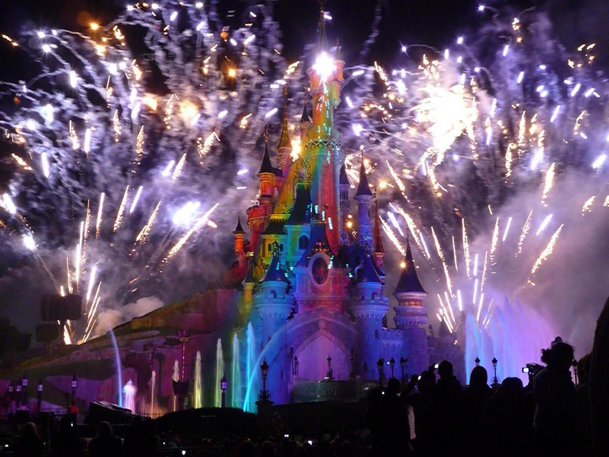 Un 20e anniversaire en grande pompe à Disneyland Paris