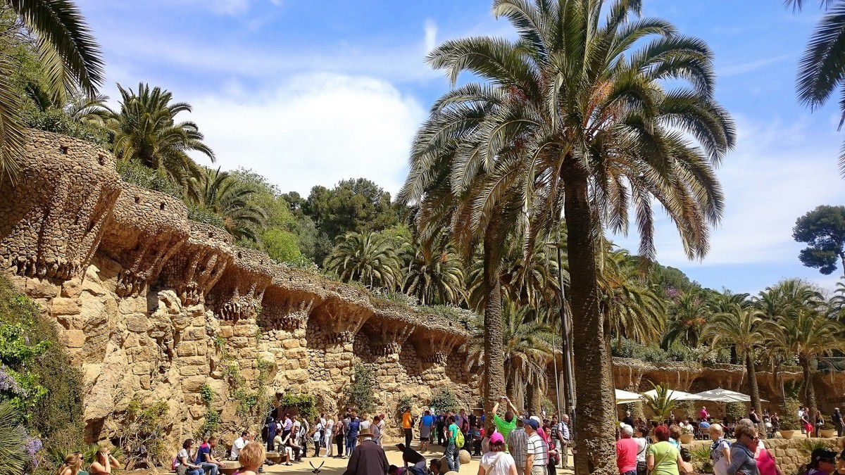 Quelques instantanés de Barcelone en attendant le prochain article ( avril 2015, images personnelles)