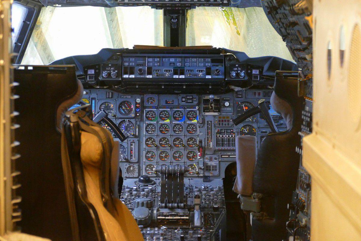 La star d'Aéroscopia : le Concorde F-WTSB (Août 2016, images personnelles)