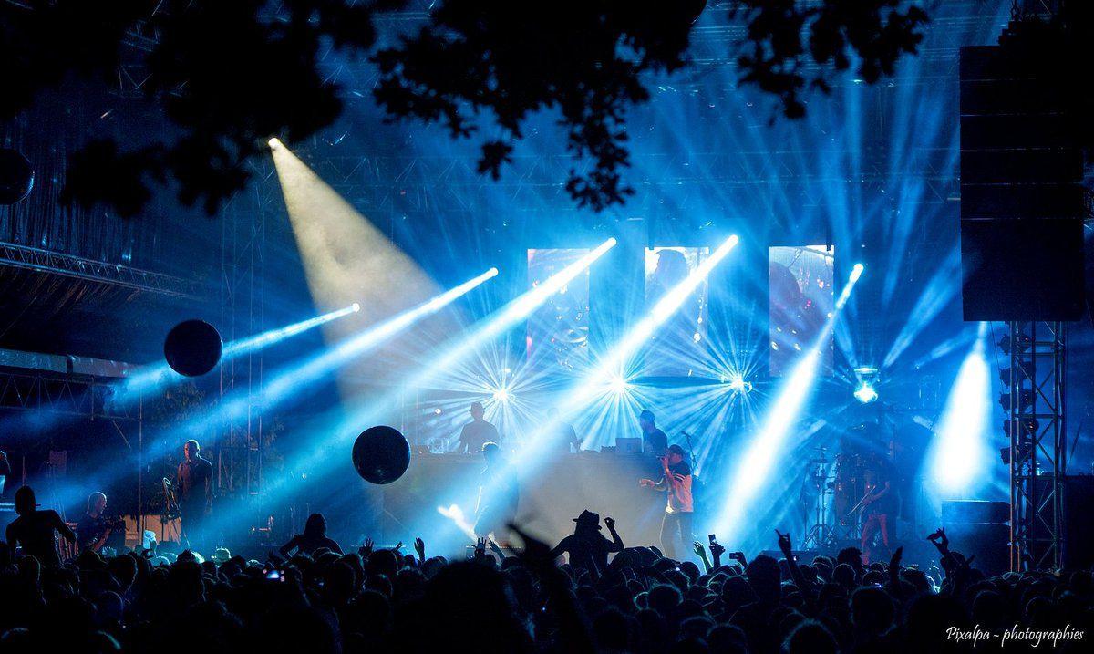 """Le festival """" Au fil du son"""" 2015 à Civray....."""