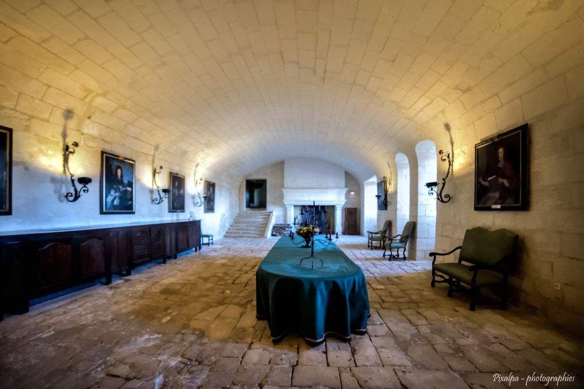 Visite du Château de La Rochefoucauld en Charente.....
