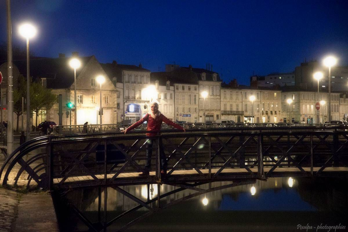 La Rochelle by night -  Avril 2016