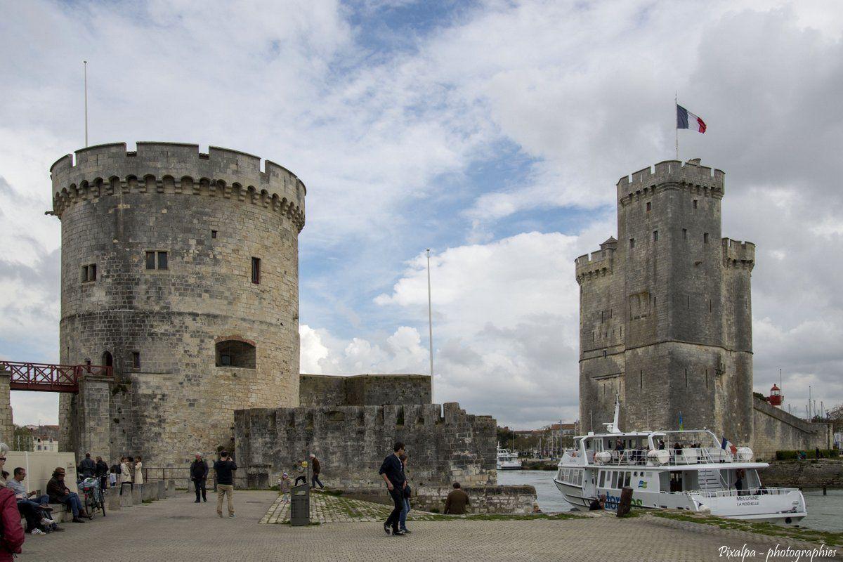 Balade à La Rochelle - Avril 2016 .....