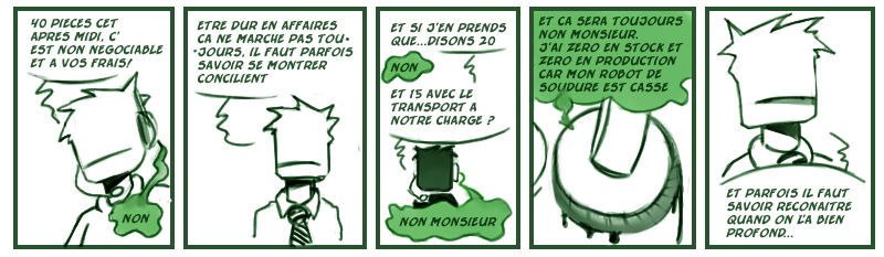 Tranche de vie N°539