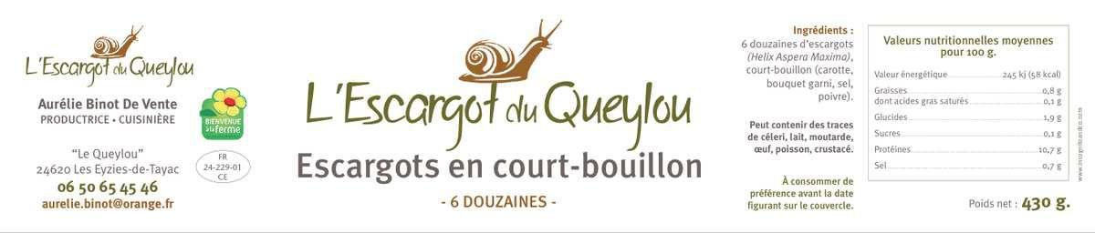 L'Escargot du Queylou
