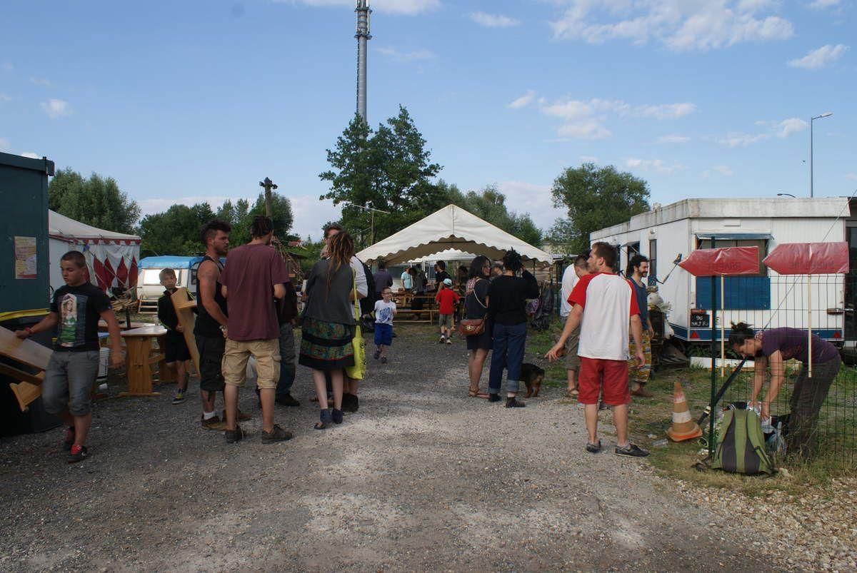 Retrospective en images de la convention de jonglage du 14 juin 2014
