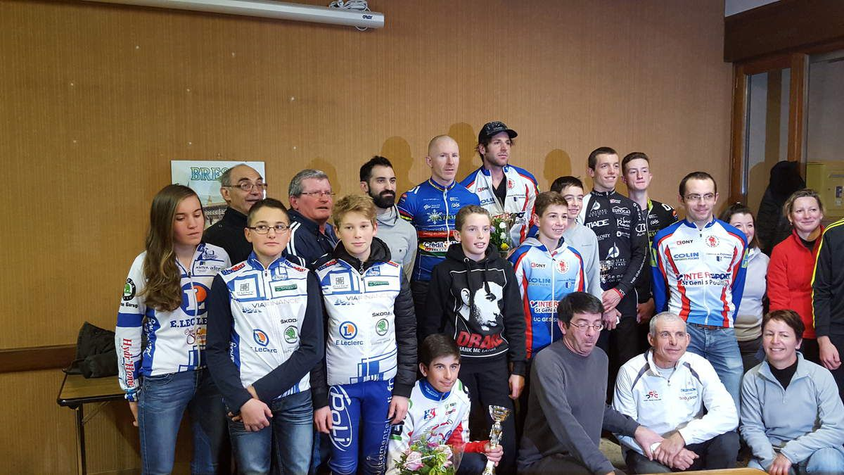 cyclo-cross de Montcet 2015