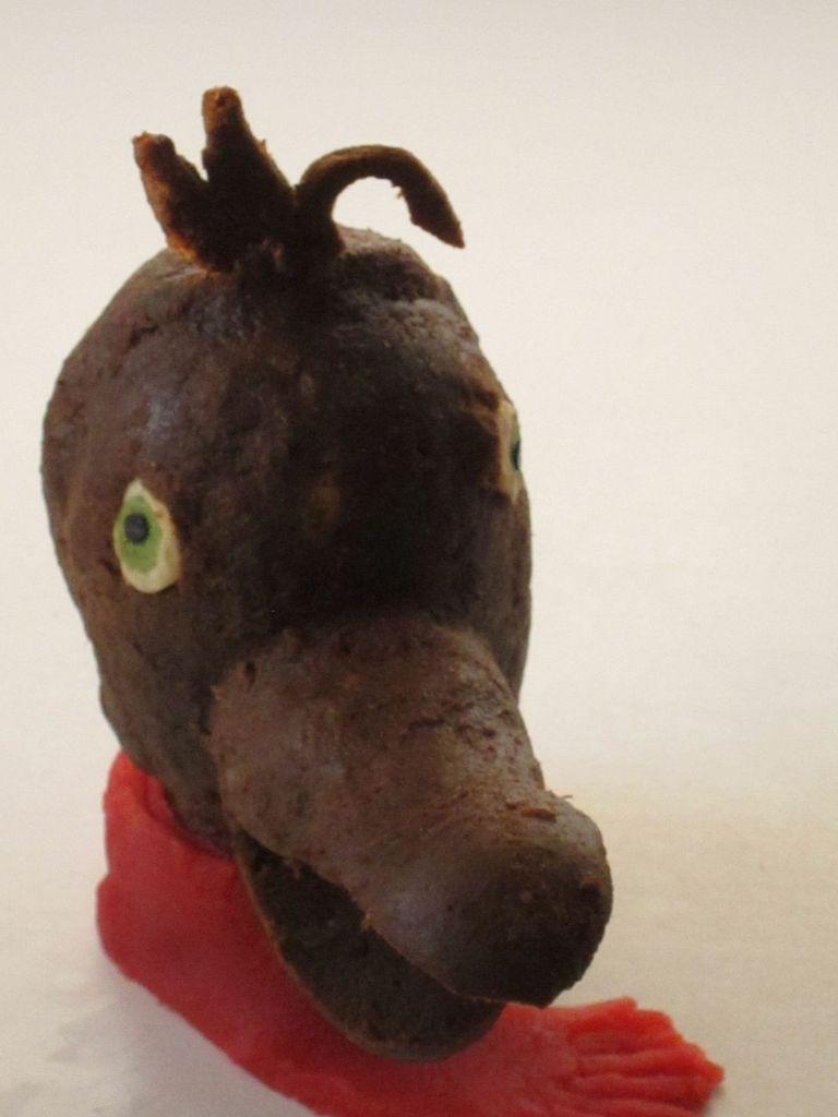 Le dodo est toujours là...une bonne sièste est salutaire.