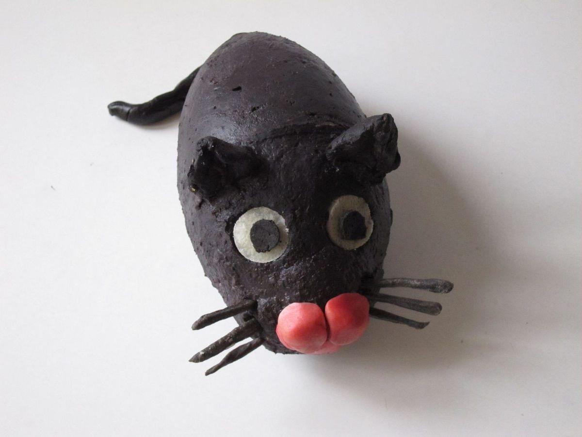 Miaou broie du noir...