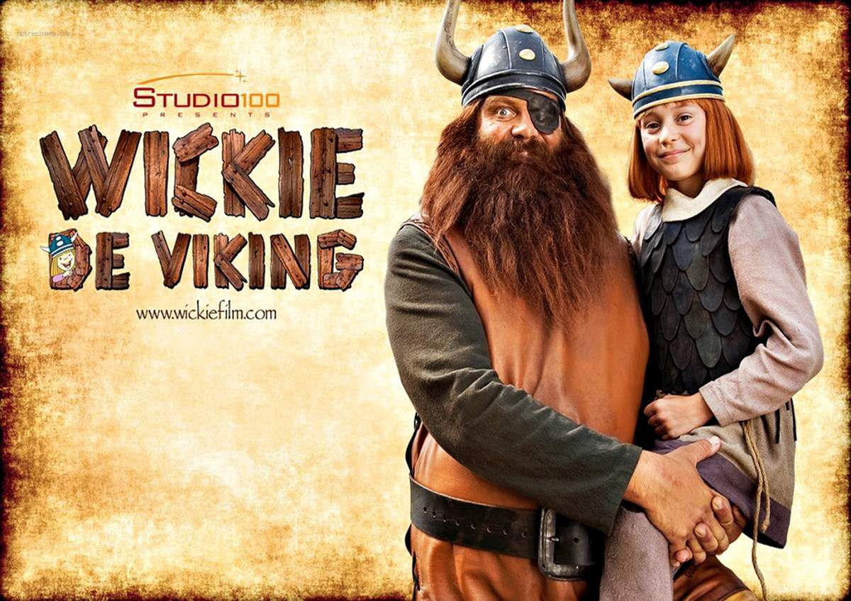 Vic le viking...vic-time des gourmands