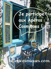 APÉRO COSMIQUE # &quot&#x3B;Mon petit coin de Paradis&quot&#x3B;