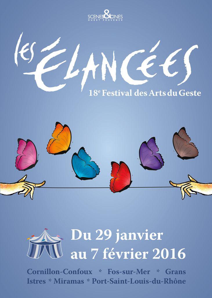 Les élancées 18e Festival des arts du Geste 1  #Ma ville