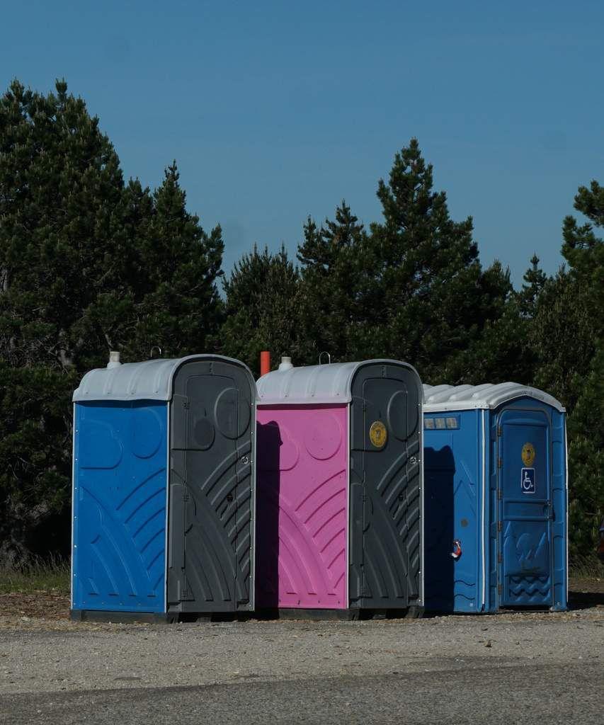 Directement héritée des cabines de location bordant les plages :-)