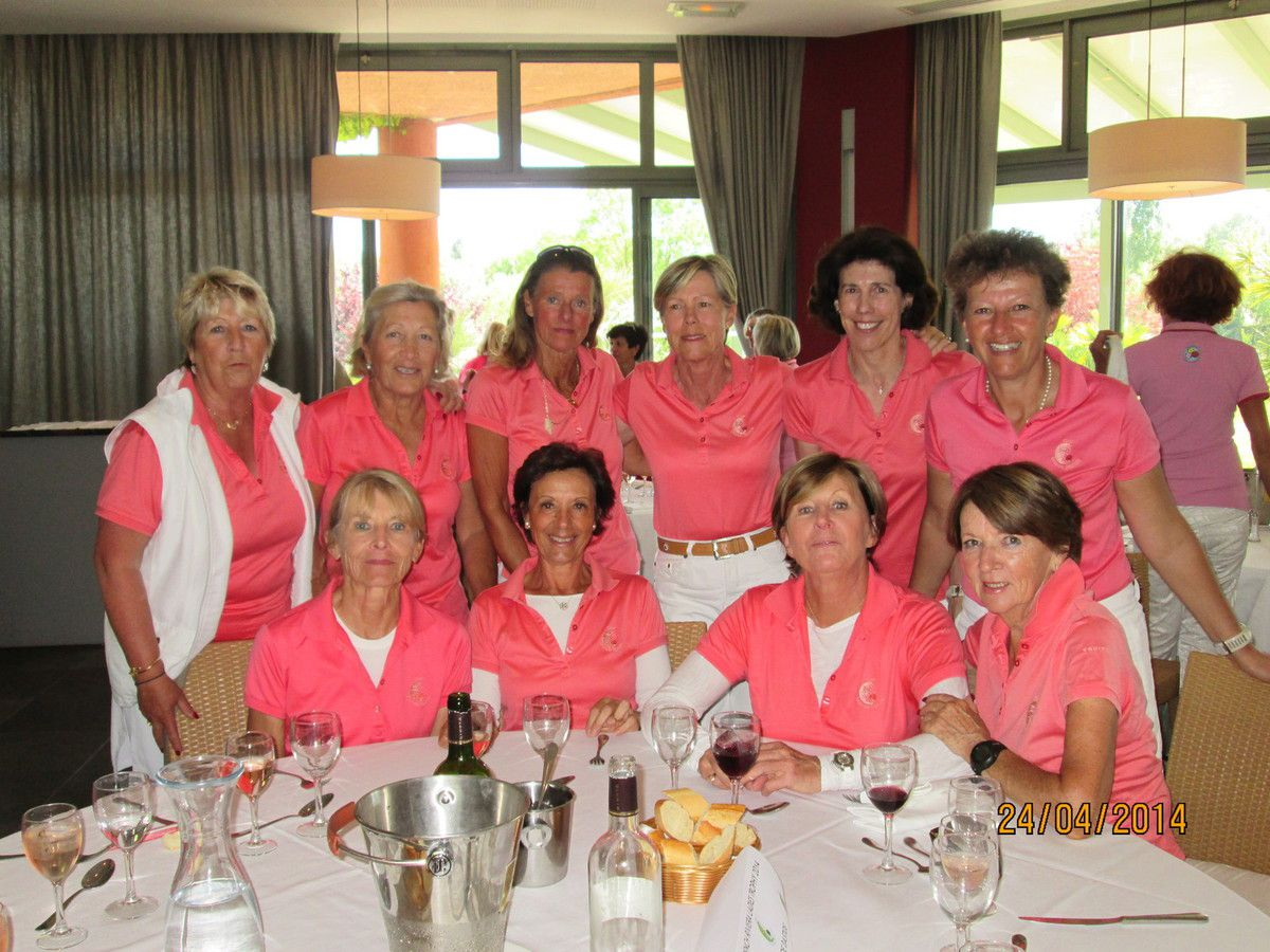 2014 French Ladies Riviéra Trophy à La Grande Bastide
