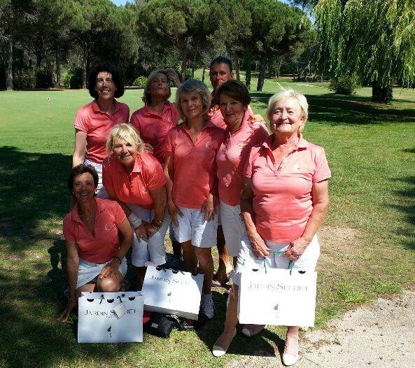 2014 Ladies Trophy French Riviera au Golf de l' Estérel