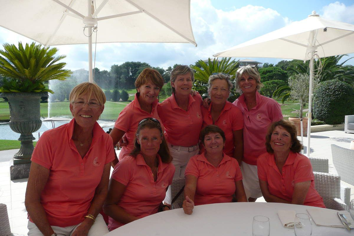 2014 Ladies Trophy à Barbossi
