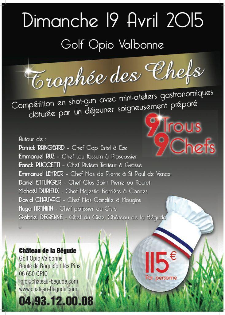 2015 Trophée des Chefs