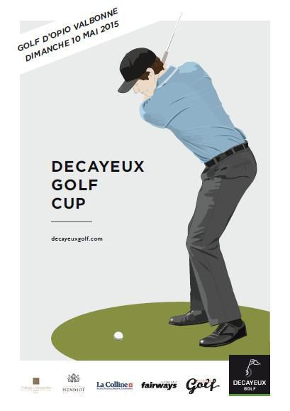 2015 Coupe DECAYEUX Golf