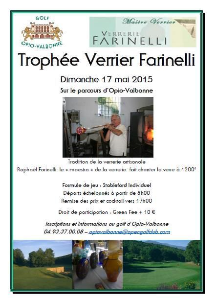 2015 Coupe du Verrier FARINELLI