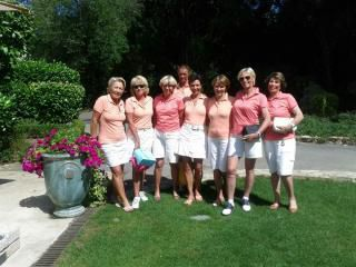 2015 Ladies French Riviéra à Cannes Mougins