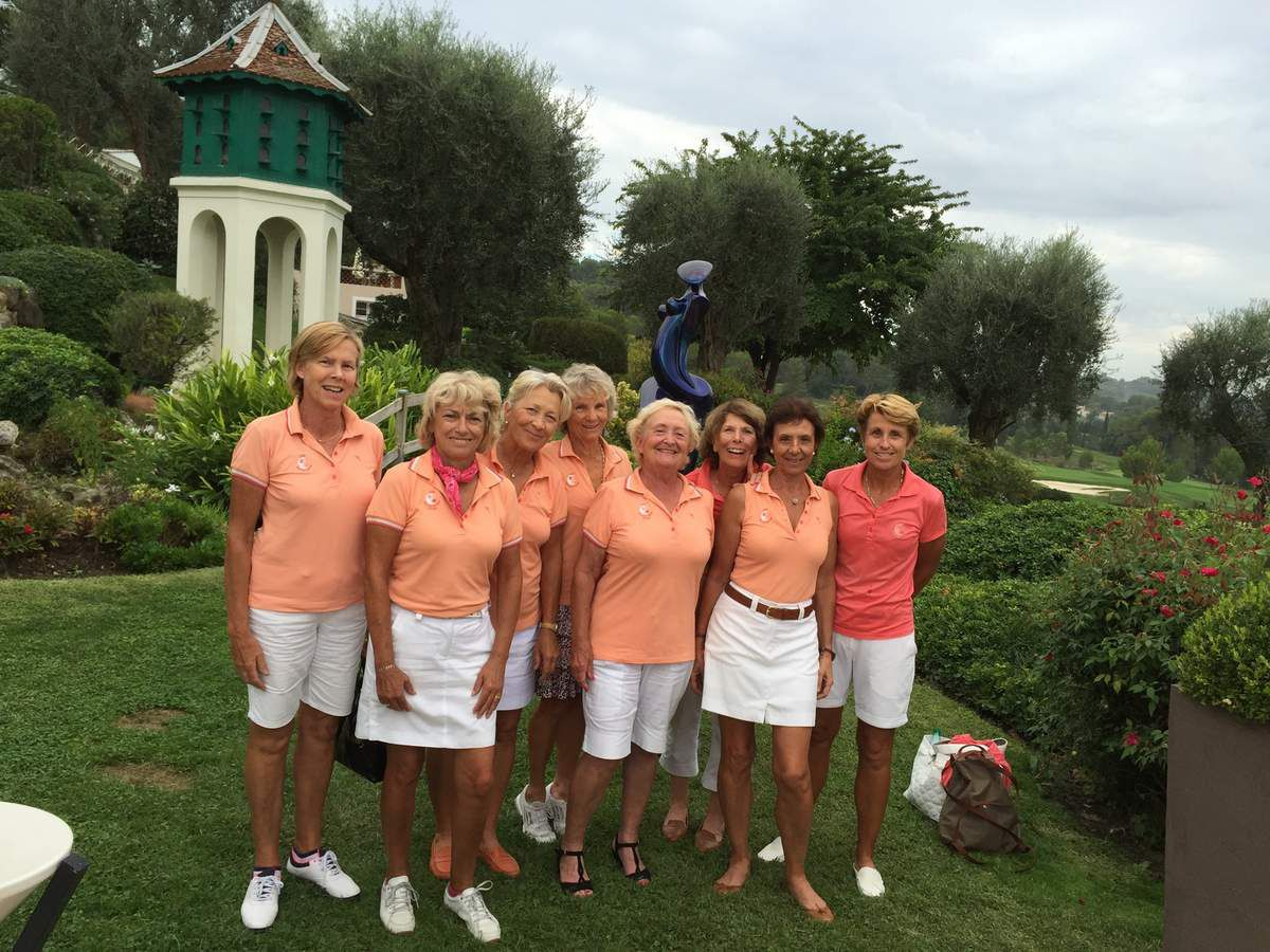 2015 Ladies French Riviéra au Royal Mougins