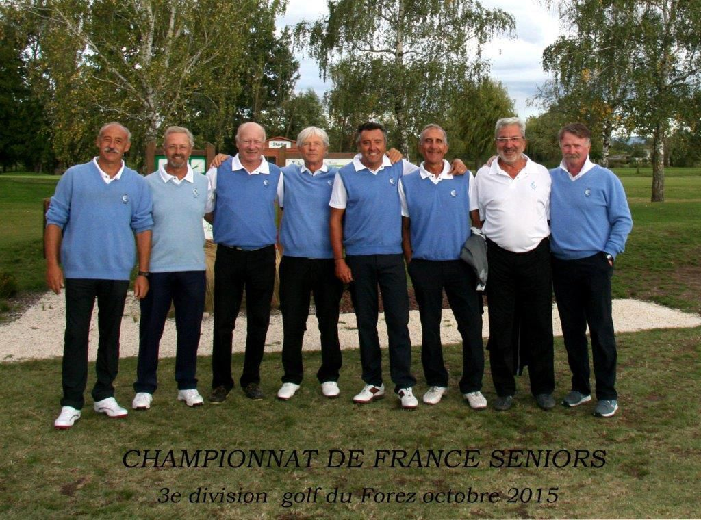 2015 Championnat de France Sénior