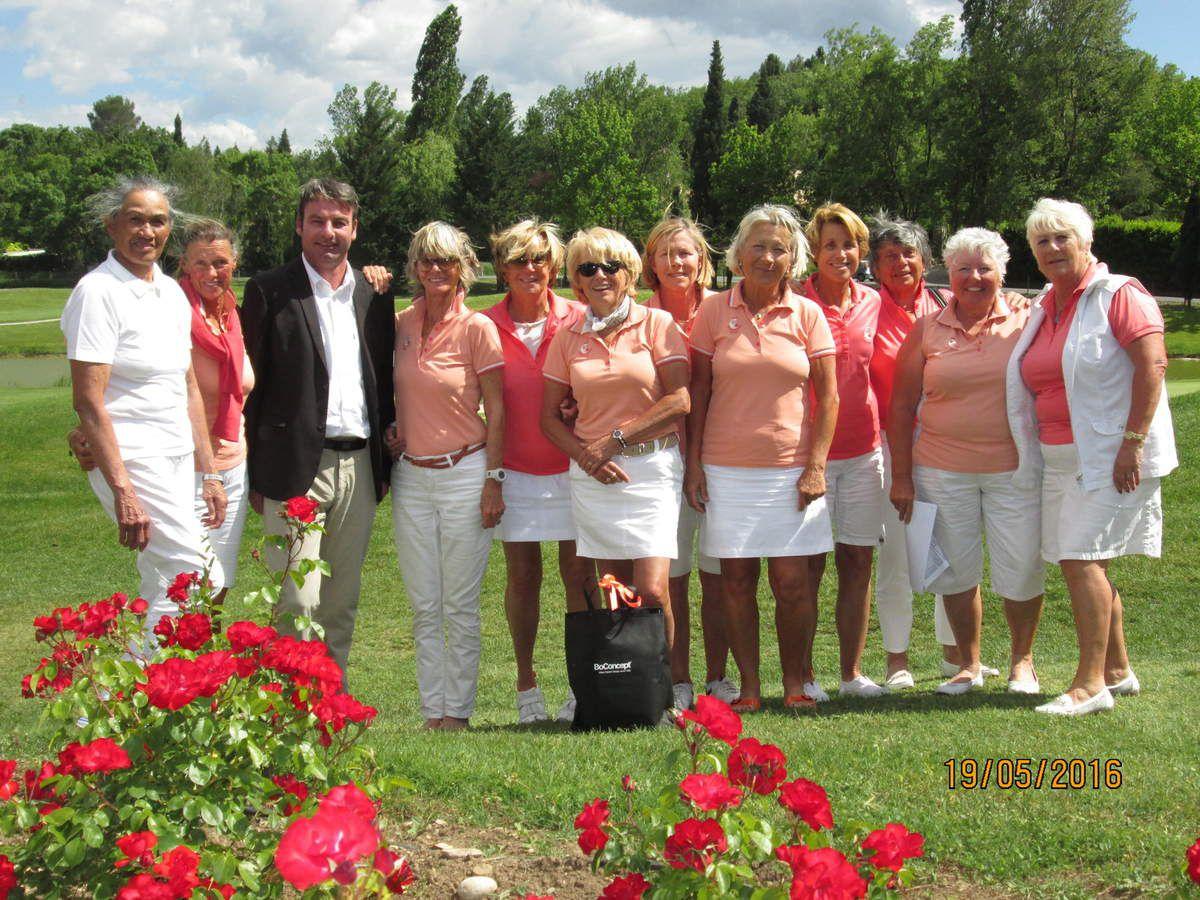2016 Riviéra Ladies Trophy à La Grande Bastide