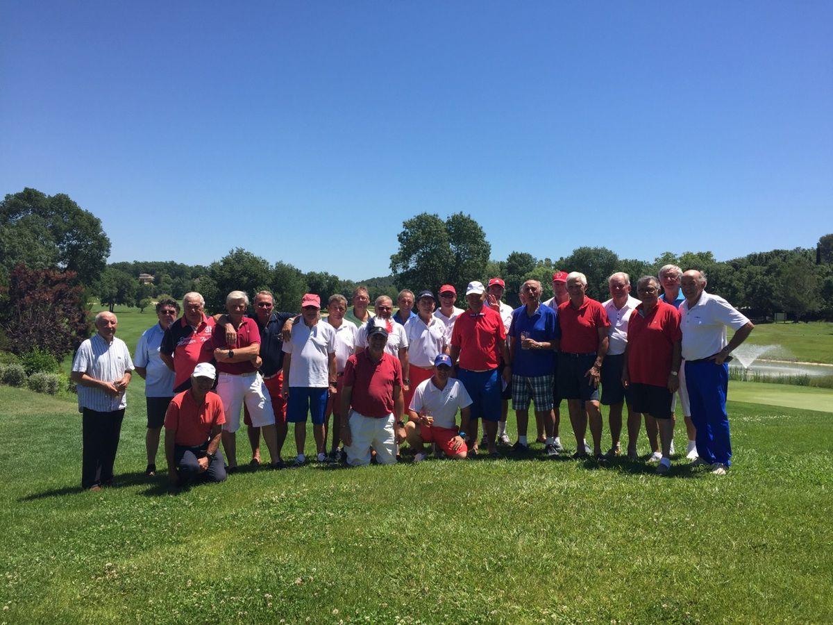 2016 Les Bastidiens fêtent l ' Euro 2016