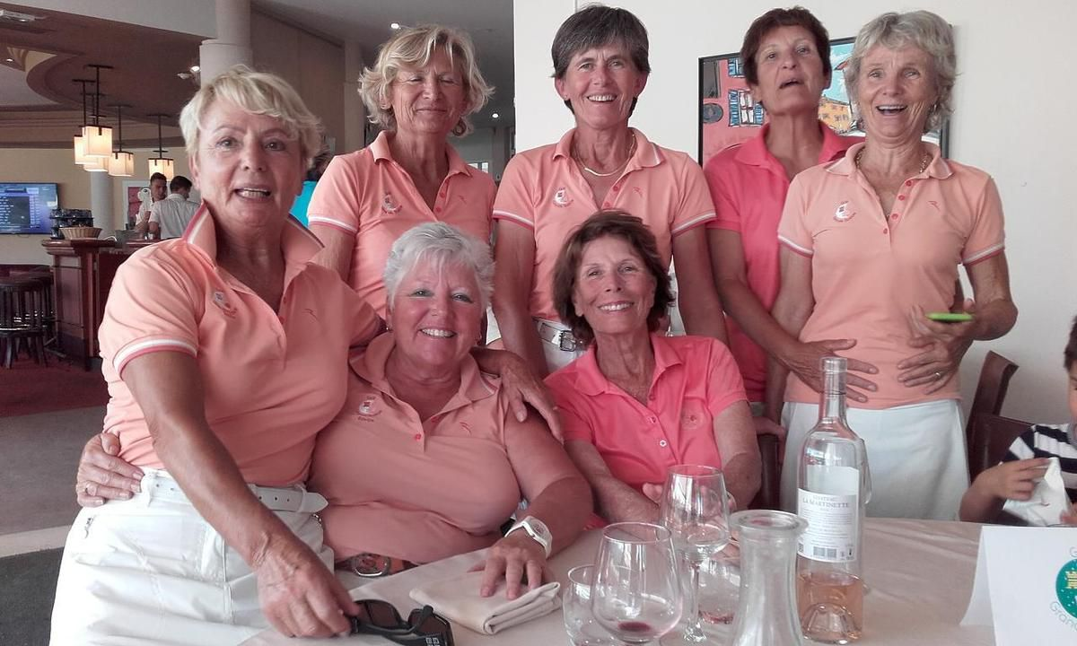 2016 Riviéra Ladies Trophy à St Donat