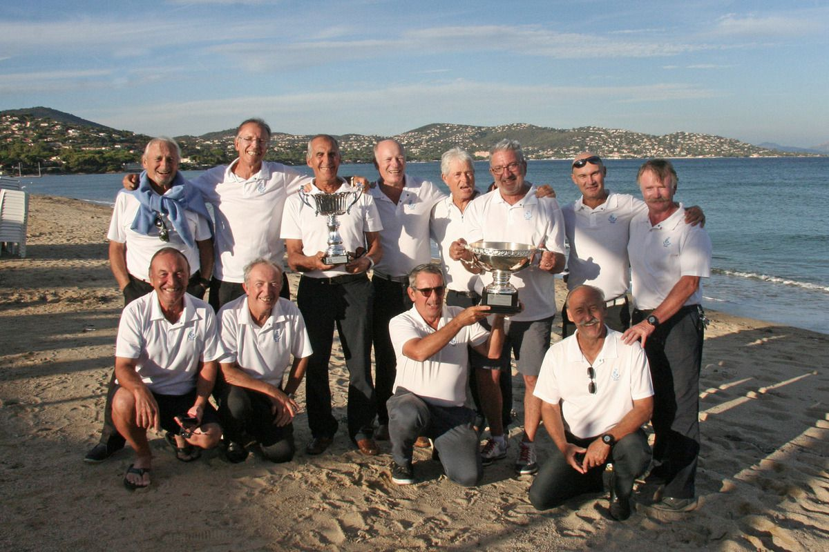 2016 Interclub Seniors  Azuréens