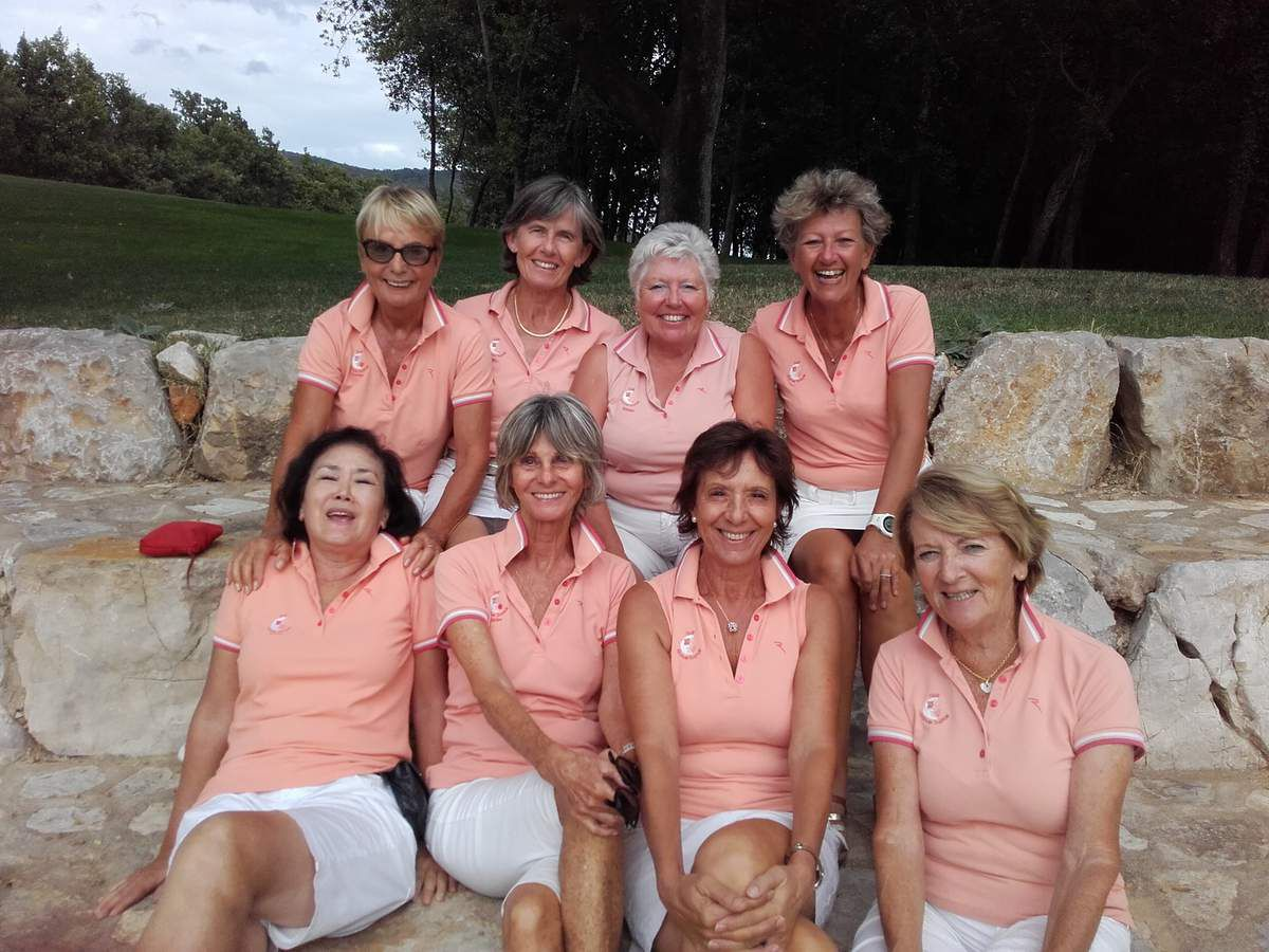 2017 Ladies French Riviéra au Claux Amic