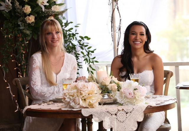 Brittany et Santana mariées !