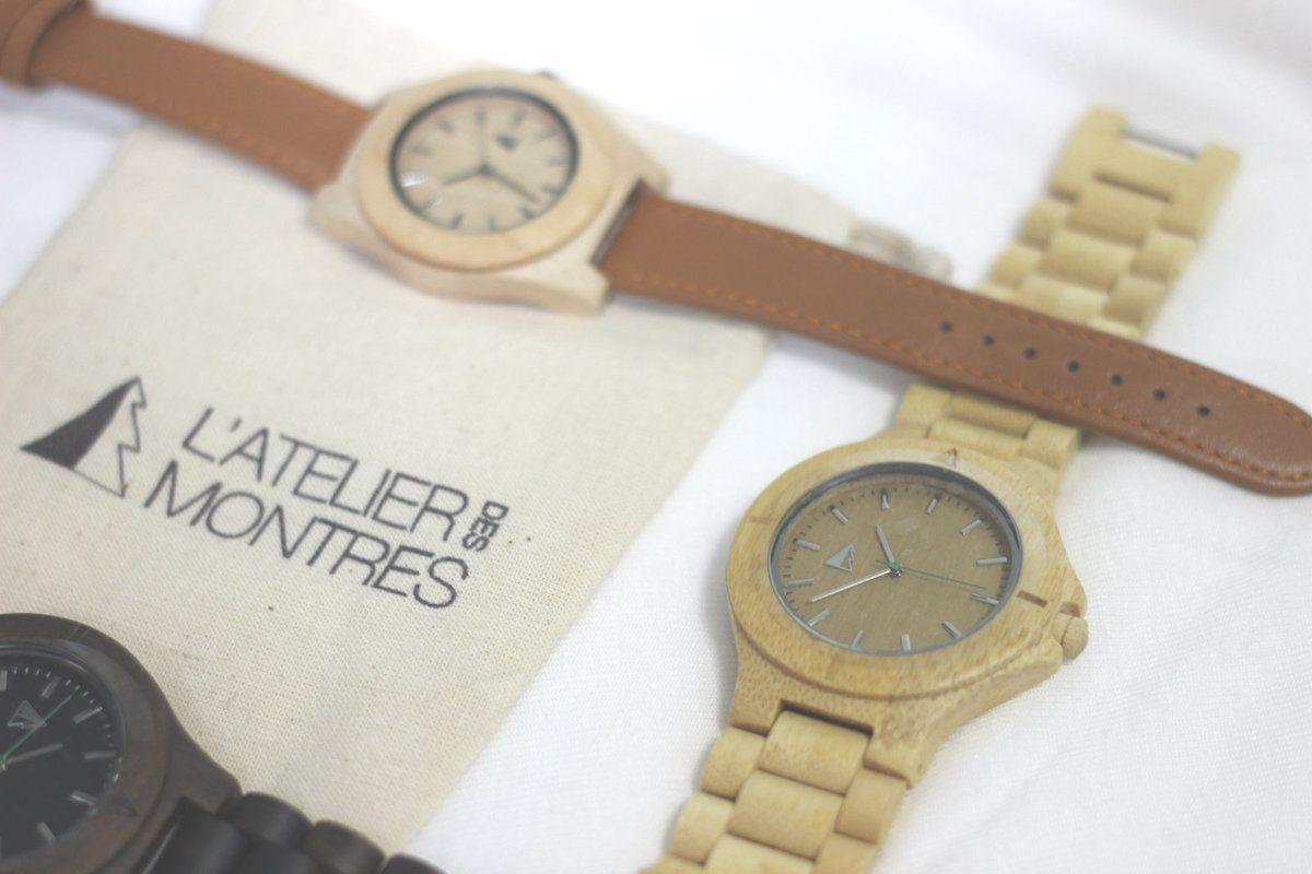 L'atelier des montres